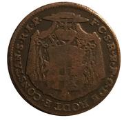 1 kreuzer Franz Konrad de Rodt -  avers