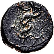 Bronze Æ14 (Kos) – revers