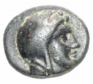 Bronze Æ - Philiskos (Kos) – avers