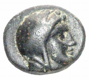 Bronze Æ - Philiskos (Kos) – avers
