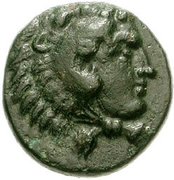 Bronze Æ12 (Kos) – avers