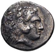 Hemidrachm - Stephanos (Kos) – avers
