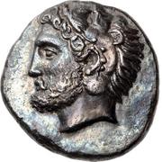 Tetradrachm - Persias (Kos) – avers
