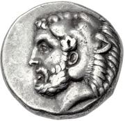 Tetradrachm - Theodotos (Kos) – avers