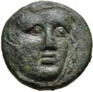 Bronze Æ16 (Kos) – avers