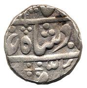 1 Roupie  Muhammad Bahadur Shah  (Kotah) – avers