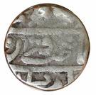 1 Rupee  Muhammad Bahadur Shah II (Kotah) – avers