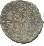 1 Follaro (Venetian grosso type, Francesco Priuli) – avers