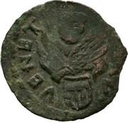 1 Follaro (Venetian grosso type, Francesco Sanudo) – revers