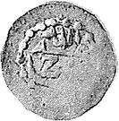 1 Baiza - Abdullah II (type 2) – avers