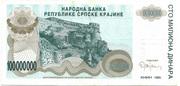100.000.000 Dinara – avers
