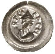 Brakteat - Leszek Biały (Kraków mint) – revers