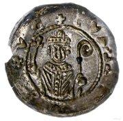 Brakteat - Bolesław V Wstydliwy (Kraków mint) – revers