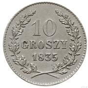 10 Groszy – revers