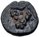 Bronze Æ11 (Kranaos) – revers