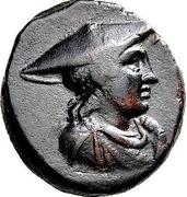 Tetrachalkon (Krannon) – avers