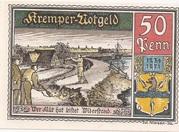 50 Pfennig (Krempe) – revers