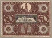 50 Heller (Krieglach) – revers