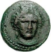 Bronze Æ20 (Krithote) – avers