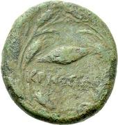 Bronze Æ21 (Krithote) – revers