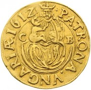 1 Forint - János Weiss, City Judge – revers