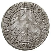 1 Groshen - Johann -  revers