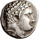 1/2 Stater – avers