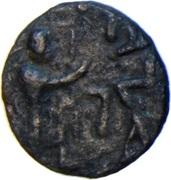 Chalkous - Kujula Kadphises (Kushana Empire) -  avers
