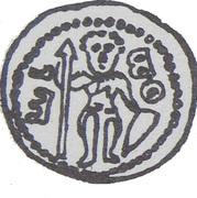 Denar - Bolesław kujawski or Leszek mazowiecko-kujawski (Kruszwica or Inowrocław or Płock mint) – avers