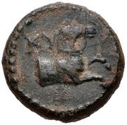 Bronze Æ11 (Kyme) – avers