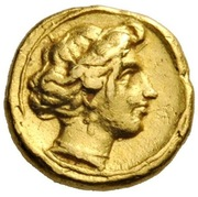 1/10 Stater -  revers