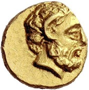 1/10 Stater - Magas – avers