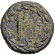 Bronze Æ14 (Kys) – revers
