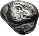 Drachm (Kythnos) – avers