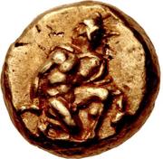 Myshemihekte (Kyzikos) – avers