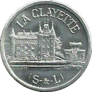 25 Centimes - Union commerciale et industrielle - La Clayette [71] – avers