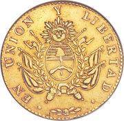 8 escudos – avers