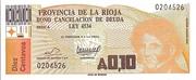 0,10 centavos – avers