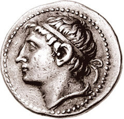 Tetradrachm - Kleomenis III (Kings of Lakedaimon) – avers