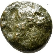 Bronze Æ13 (Lamponeia) – avers