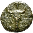 Bronze Æ13 (Lamponeia) – revers