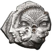 Drachm (Lampsakos) – avers