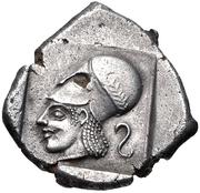 Drachm (Lampsakos) – revers