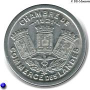 5 Centimes - Chambre de Commerce des Landes [40] – avers