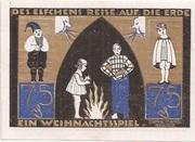 75 Pfennig (Langeln) – revers