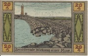 20 Pfennig (Langeness-Nordmarsch) – revers