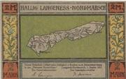 2 Mark (Langeness-Nordmarsch) – avers