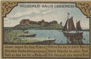 2 Mark (Langeness-Nordmarsch) – revers