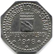 10 pfennig - Langenschwalbach – avers