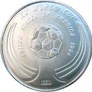 50 kip Coupe du monde de football USA 1994 – revers